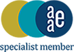 AAE (American Association of Endodontics Specialist)